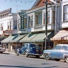 Larkspur, California, 1955