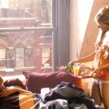 Sienna Miller și Jude Law