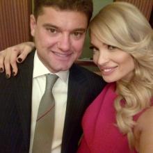 Valentina și Cristian Boureanu