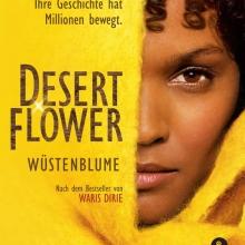 """Afișul filmului """"Desert Flower"""""""