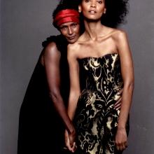 Waris Dirie și Liya Kebede, în campania pentru H&M