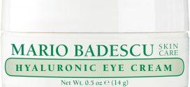 Părerea mea: Hyaluronic Eye Cream, de la Mario Bădescu